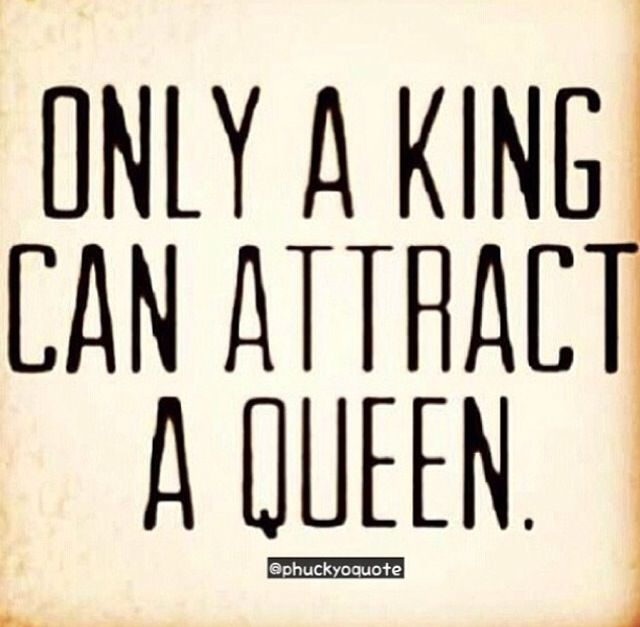 frases de queen and king